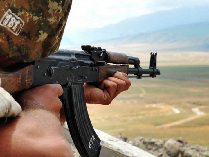 Подразделения вооруженных сил Армении продолжают нарушать режим прекращения огня