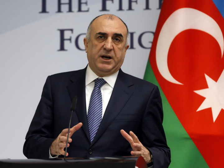 Эльмар Мамедъяров: Баку поддерживает контакты между армянской и азербайджанской общинами Нагорного Карабаха