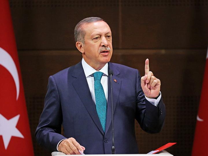 Эрдоган: Турция не вела, и не будет вести переговоры с террористами