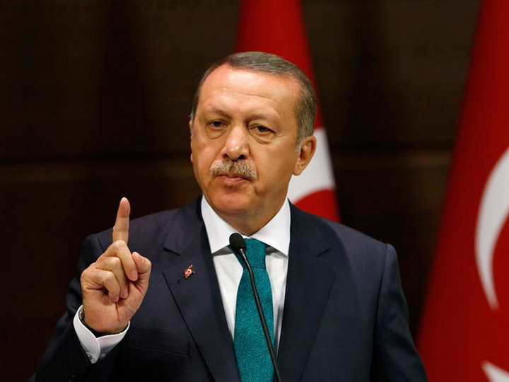 Эрдоган назвал недопустимым пересмотр внешней политики Турции
