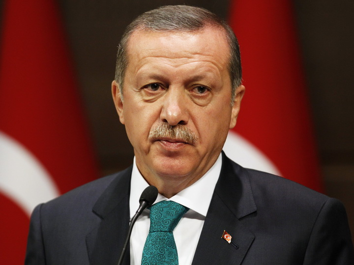Эрдоган заявил, что отношения Турции и России развиваются «с каждым днем»