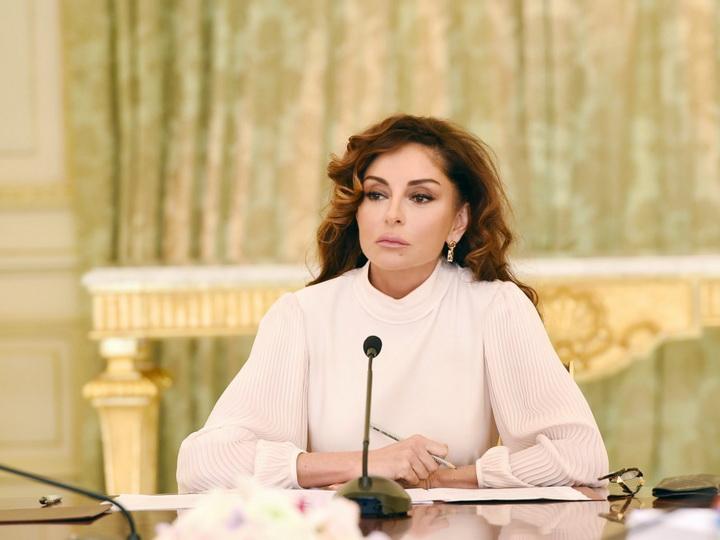 Мехрибан ханум Алиева: по следам больших успехов - Newtimes.az