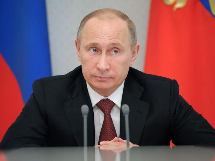 Путин поручил к 31 мая принять меры для пересечения гражданами границы РФ и Азербайджана