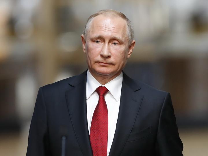 Рейтинг доверия Путину обновил исторический минимум