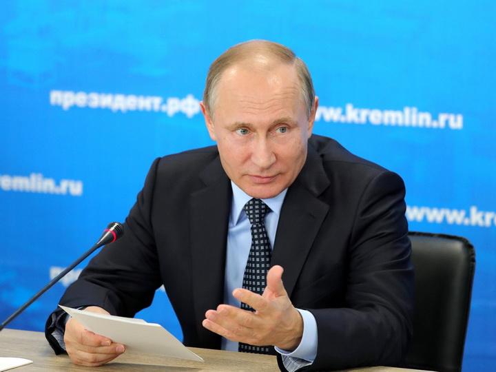 Путин допустил смену формата Минской группы ОБСЕ