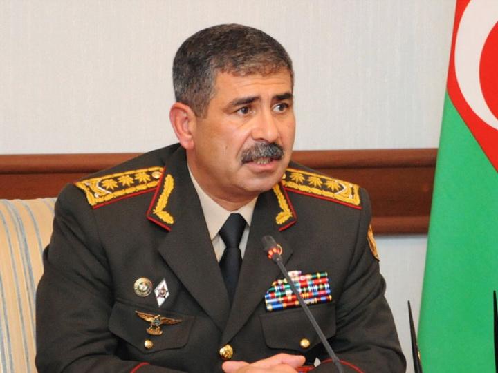 Закир Гасанов: Слова Президента «Карабах - это Азербайджан, и восклицательный знак» ставят перед армией новые задачи