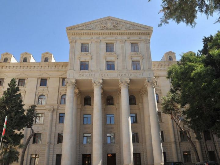 МИД Азербайджана: Всю ответственность несет Армения