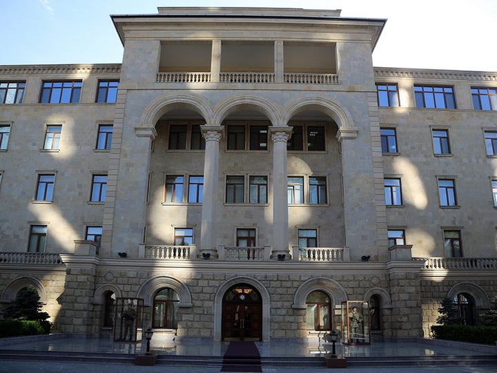 Министерство обороны Азербайджана опровергло информацию о сбитом азербайджанском беспилотнике