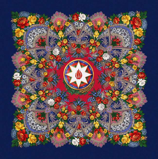 символика азербайджан картинки