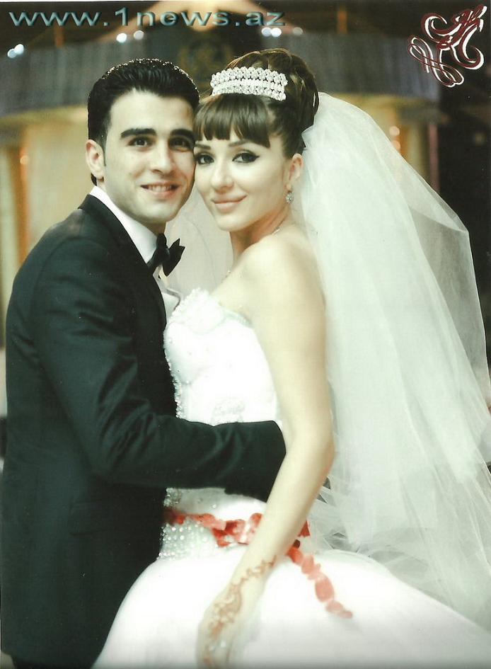 Сабина Бабаева вышла замуж – ФОТО – ВИДЕО - 1NEWS.AZ