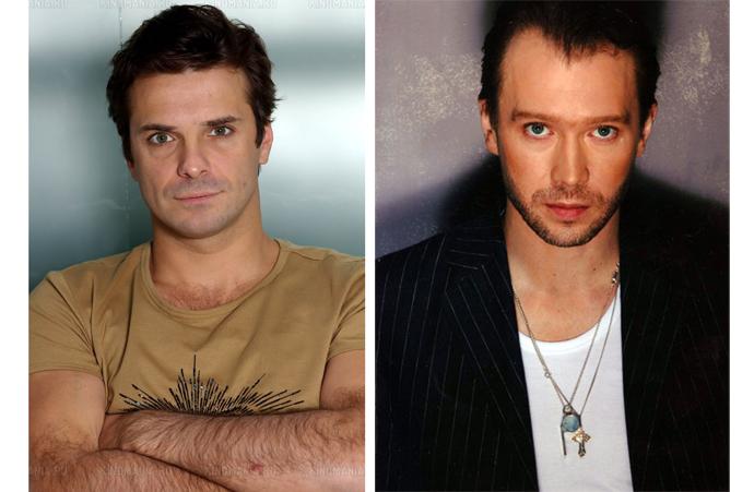 Известные российские актеры Евгений Миронов и Сергей Астахов заключили офиц