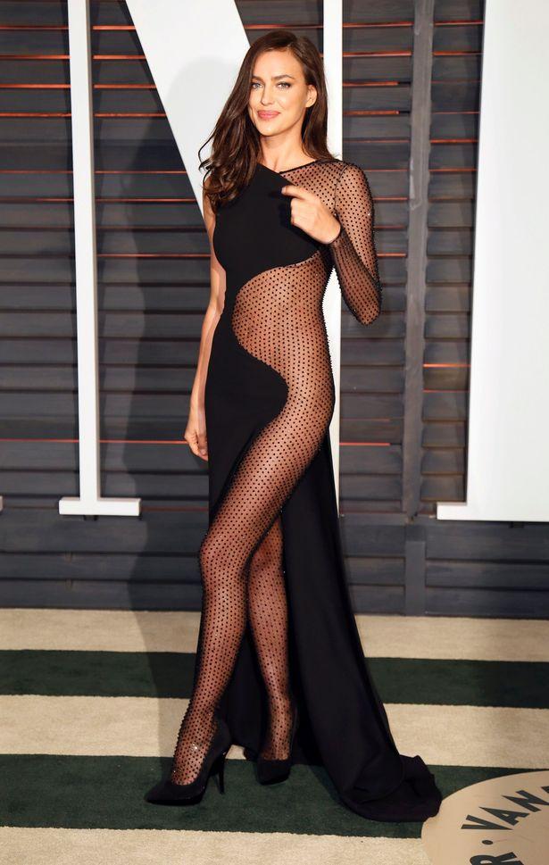 Оскар шейк платье 2015