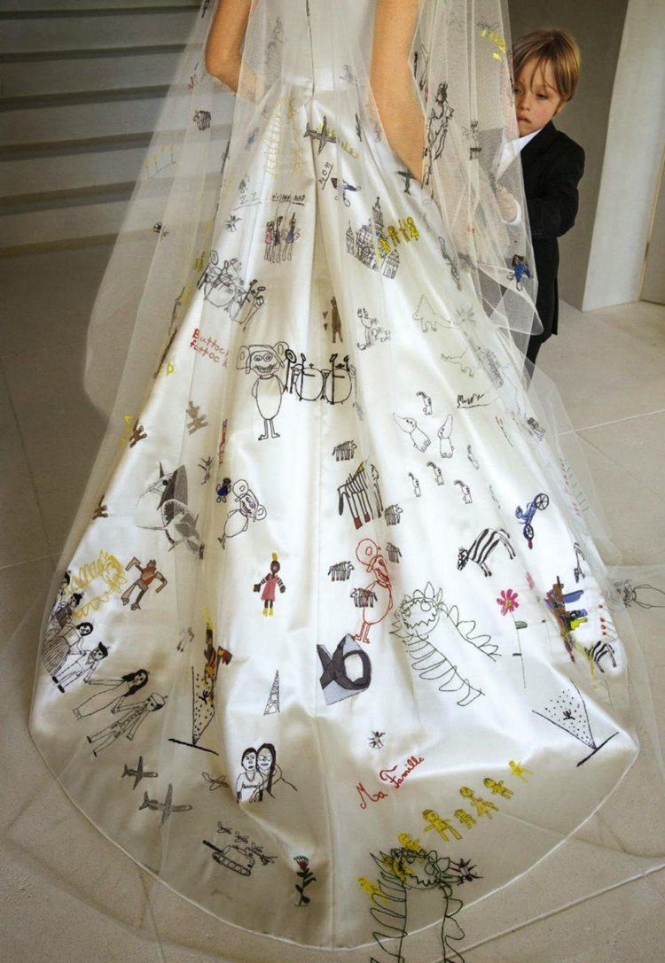 Фото свадебного платья джоли