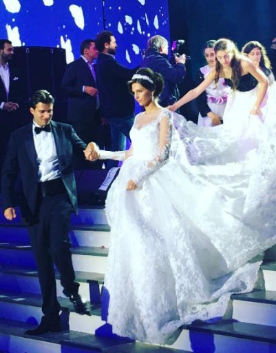 Фото свадьбы эмина агаларова 26