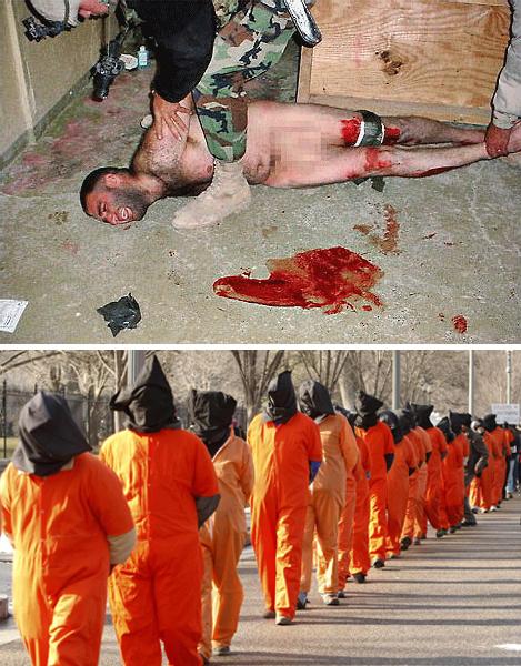 Секс и пытки в тюрьмах