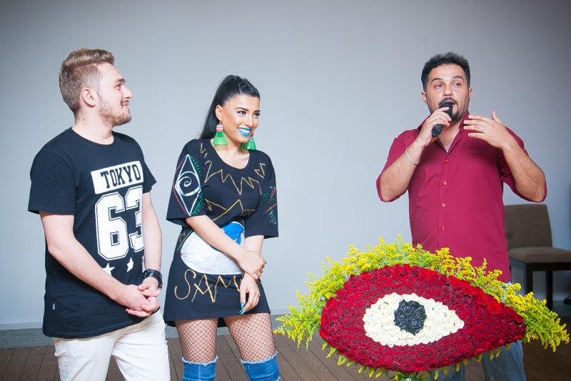 Сямра Рагимли презентовала откровенный клип