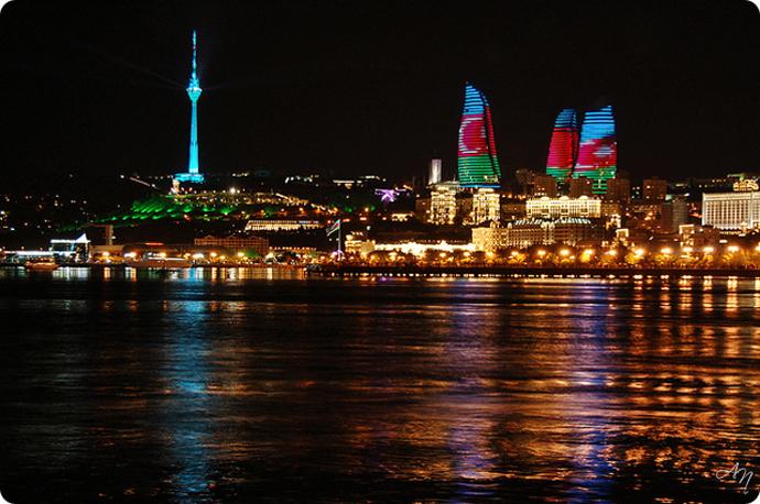 10 фактов о Баку глазами киевлянки