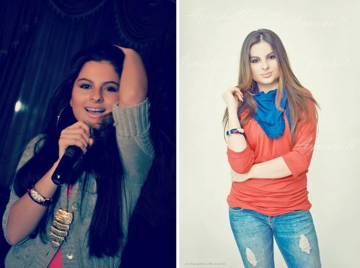 Красивые девушки азербайджана фото