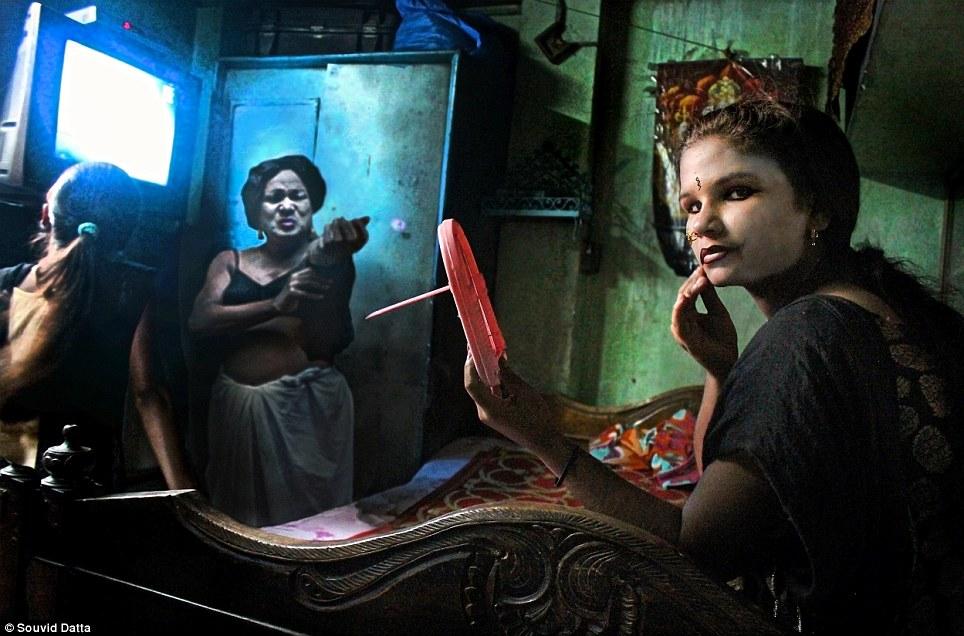 Секс с рабынями в индии