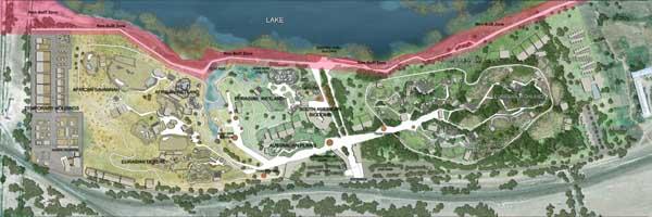 «Новый зоопарк в Баку удивит посетителей своим разнообразием и дизайном» – ФОТО