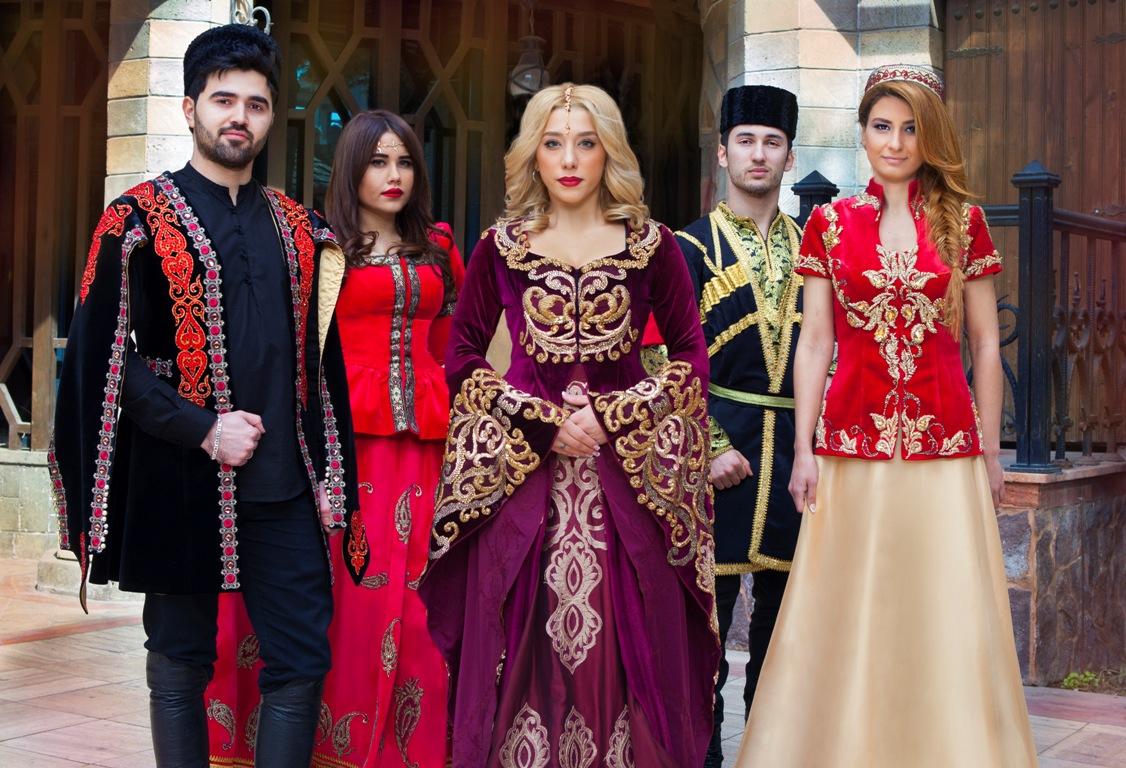 азербайджанские костюмы картинки сайте