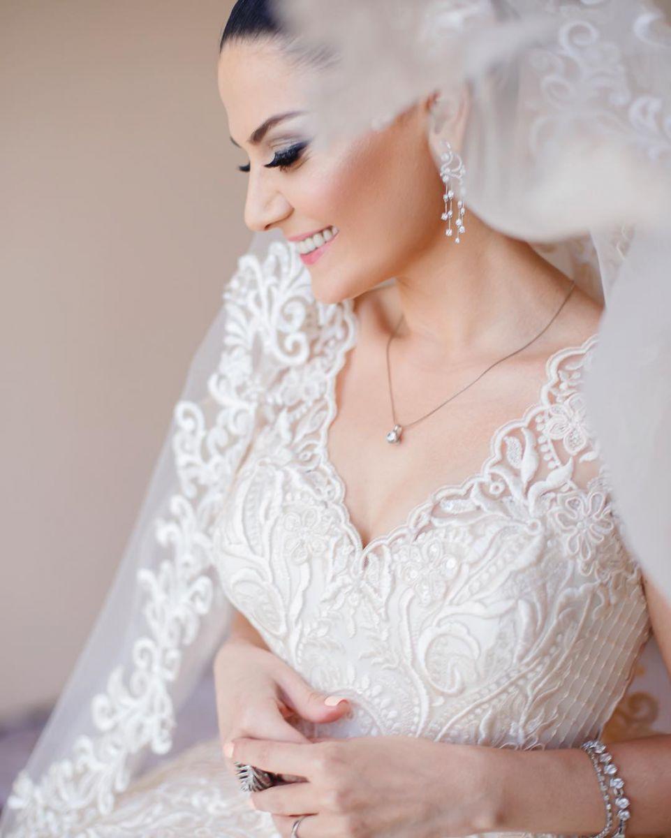Марина алиева и ее свадьба фото
