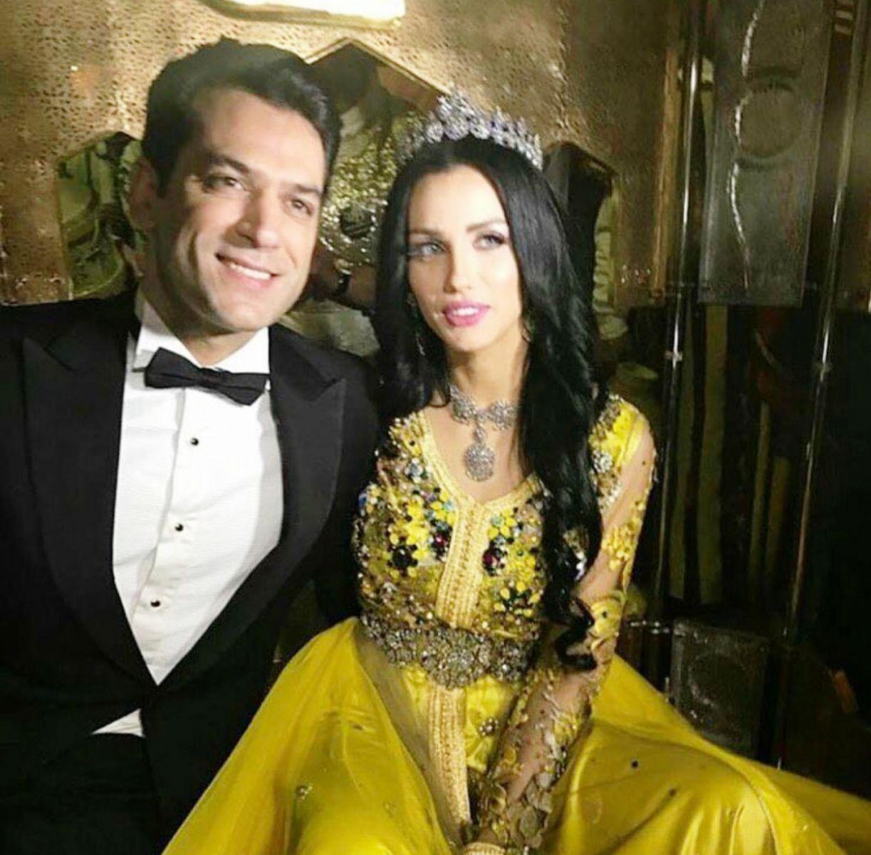 Семейные фото со свадьбы Фахрие и