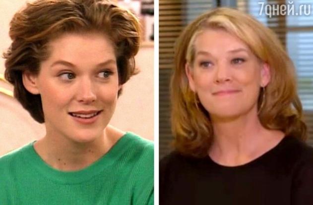 Как выглядят звезды сериала Элен и ребята 25 лет спустя новые фото