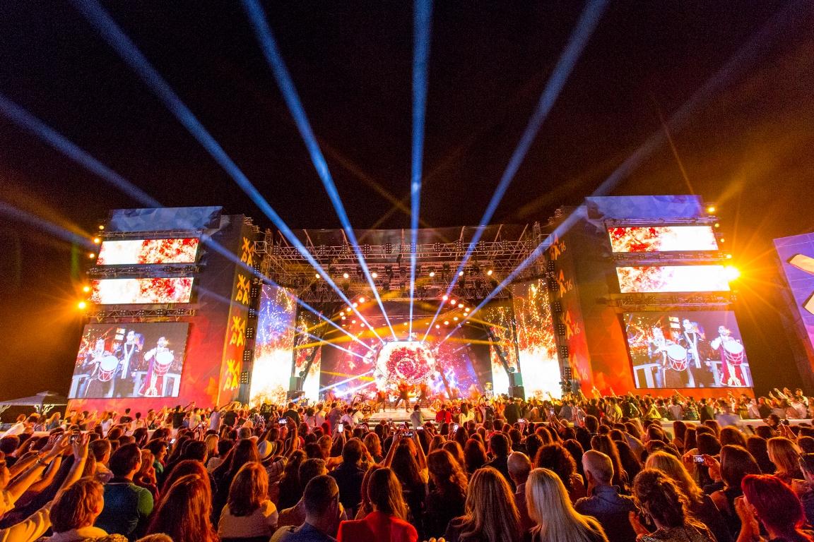 Фестиваль жара в баку 2018 когда покажут по телевизору