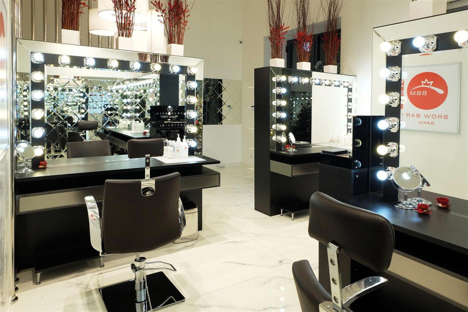 Салон красоты модный