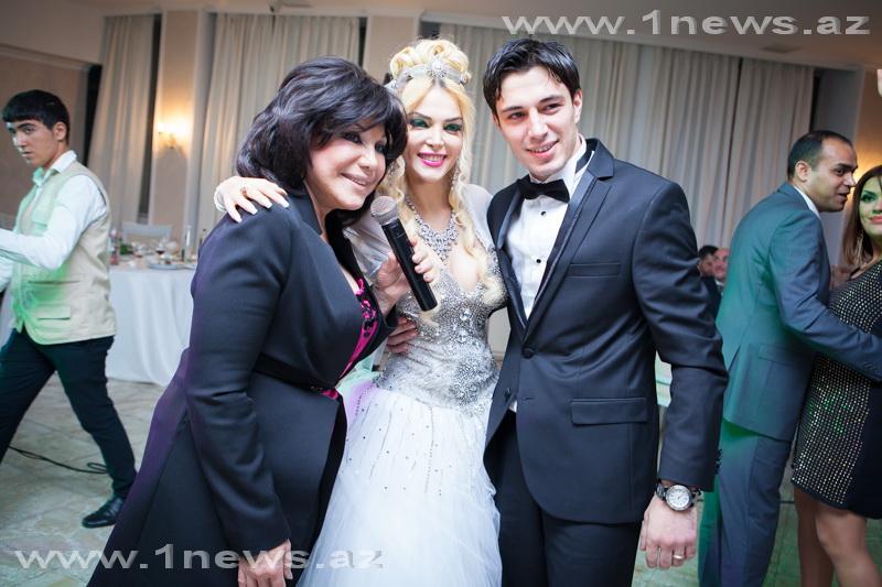Свадьба фарида алиева