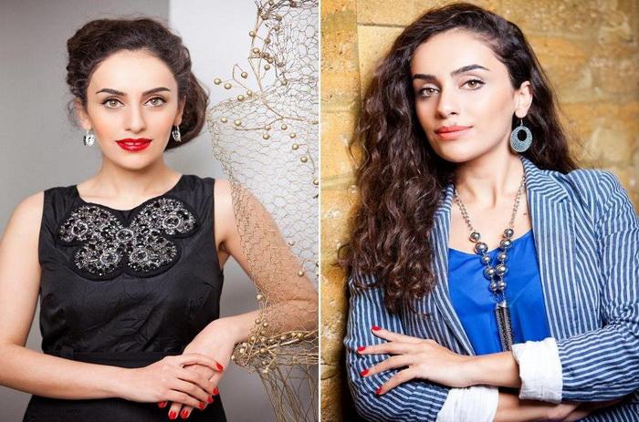 Азербайджански сексуальные женщины