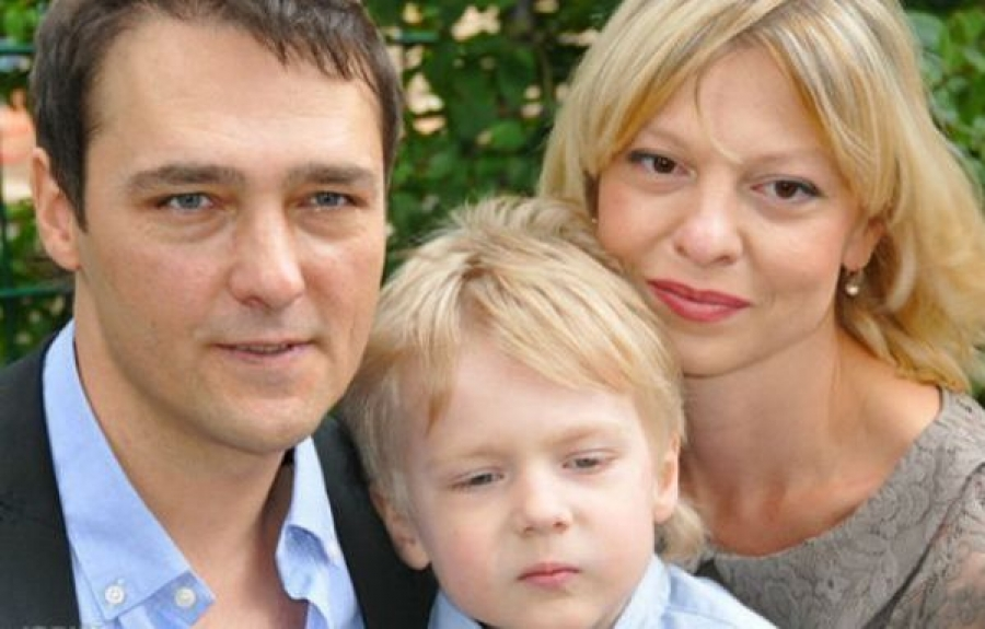 шатунов семья фото