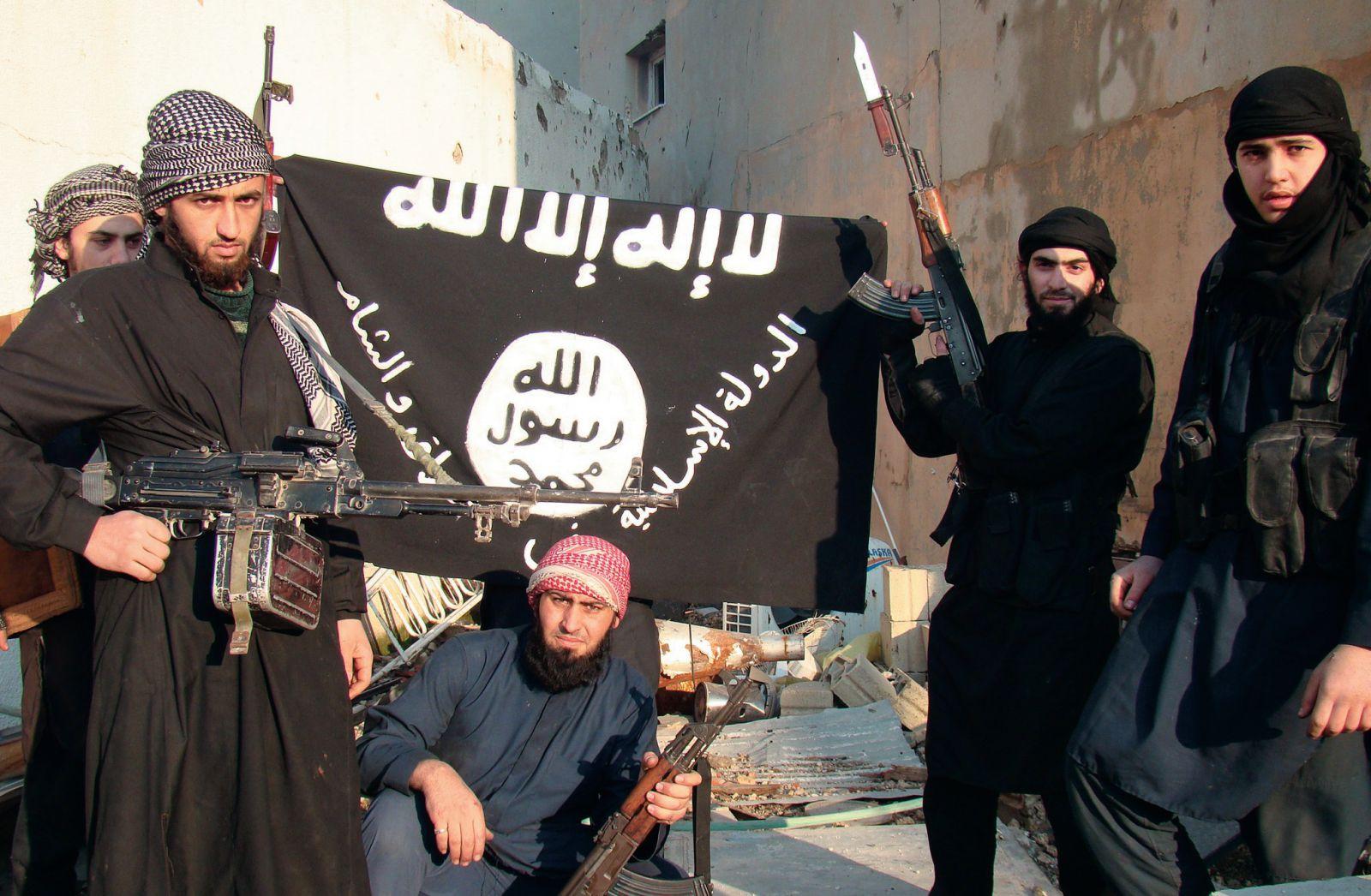 """Террористы ДАИШ и их """"аптечки"""""""