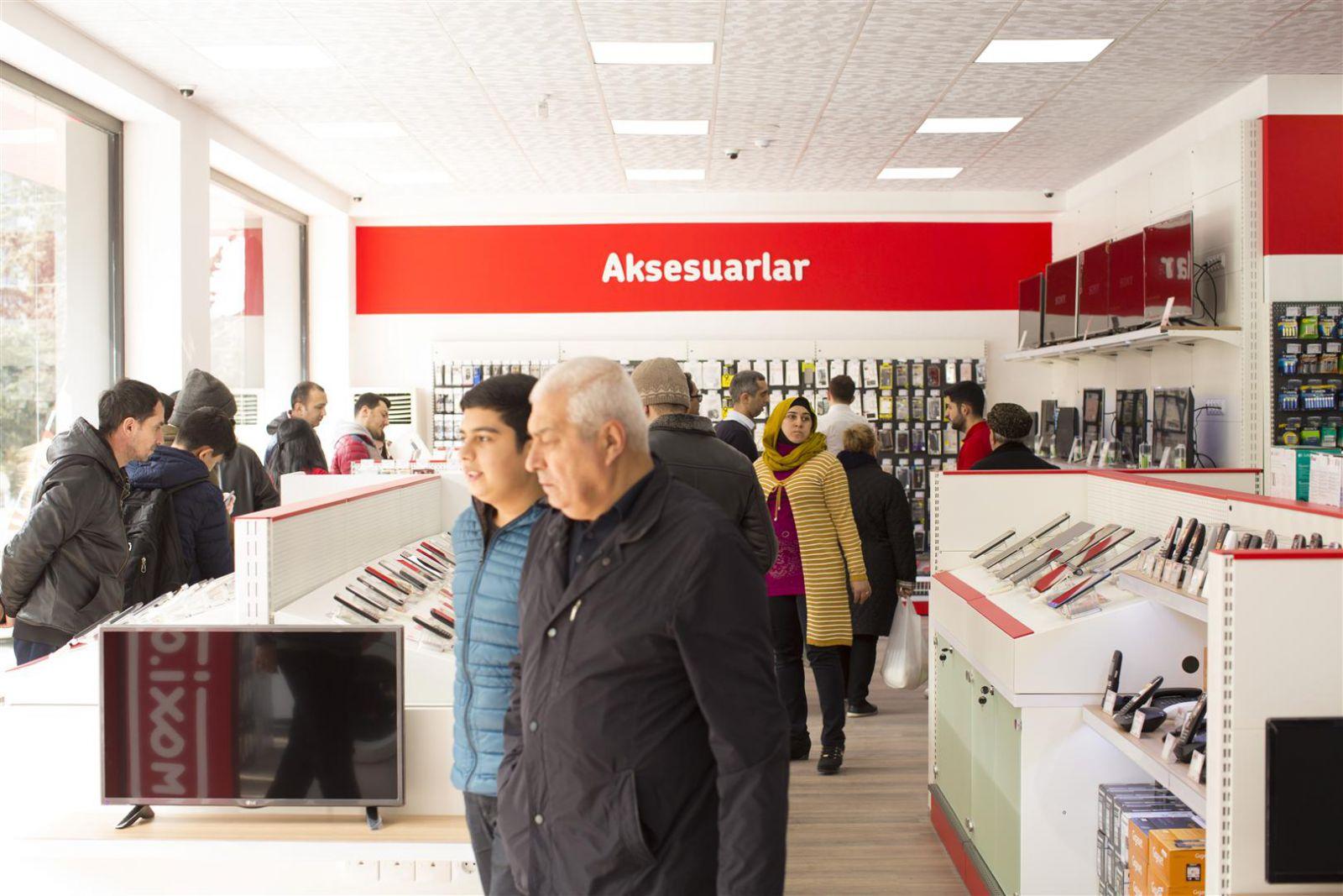 магазин электроники с онлайн кредитом
