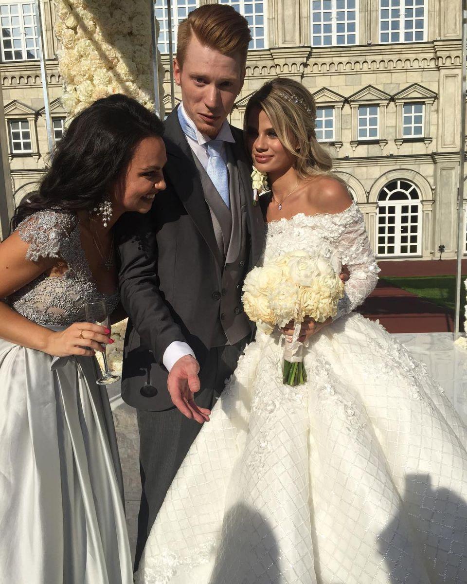 Фото со свадьбы сына орбакайте 64