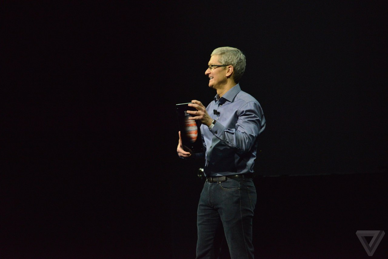 Apple проведет презентацию своих новинок