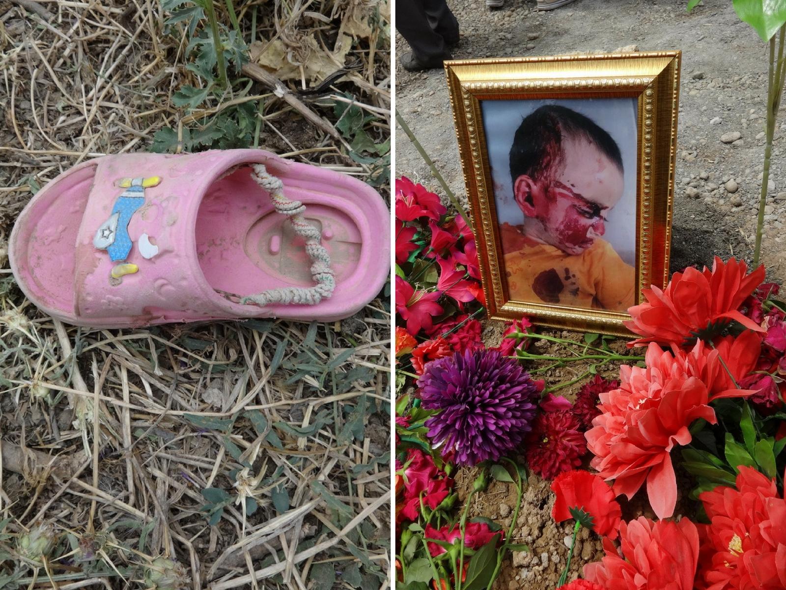 Что если положили на могилу один цветок