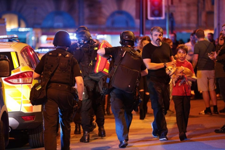 СМИ показали фото манчестерского террориста— Теракт вМанчестере